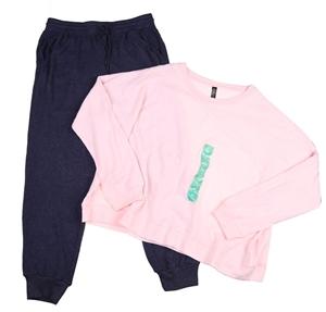 ADVENT Women`s 2pc Lounge Wear Set, Size