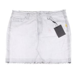 BETTINA LIANO Women`s Mini Denim Shirt,