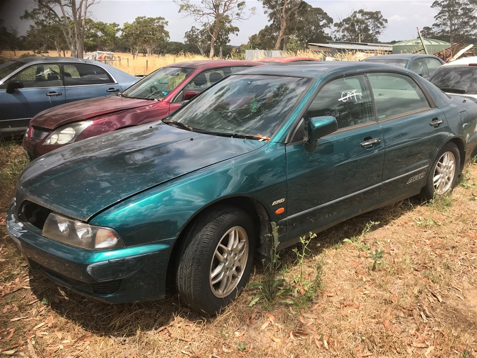 2003 Mitsubishi Magna AWD Automatic Sedan