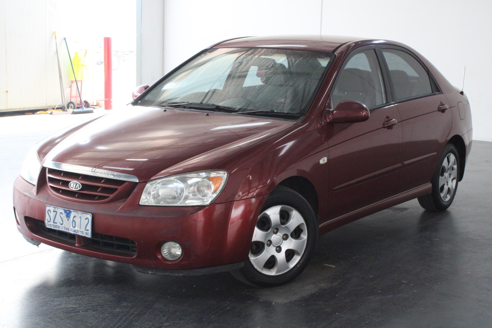 2004 Kia Cerato LD Automatic Sedan