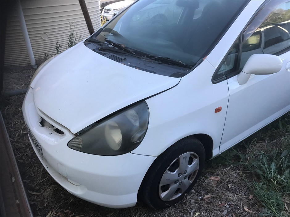 2003 Honda Jazz FWD Automatic Hatchback