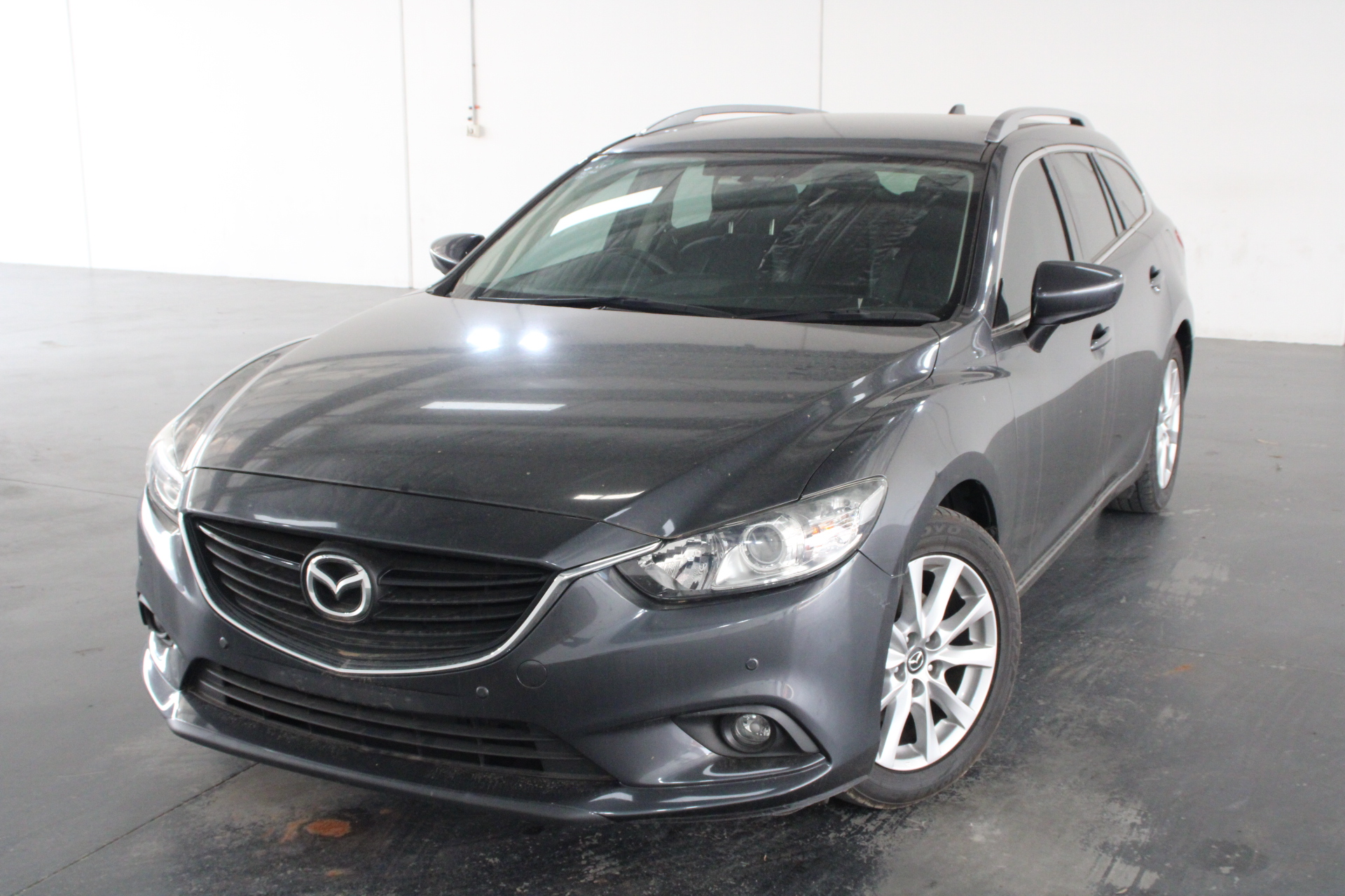 2014 Mazda 6 Touring GJ Automatic Wagon
