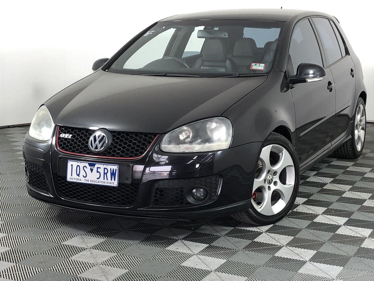 2005 Volkswagen Golf GTi 1k Automatic Hatchback
