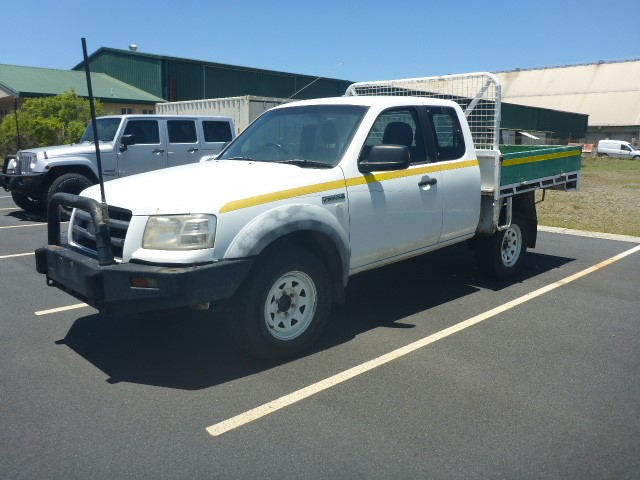 2007 Ford Ranger XL 4WD Manual - 5 Speed Ute