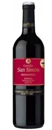 Castillo San Simon Crianza Monastrell 2014 (12x 750mL) Spain