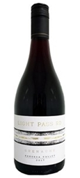 Light Pass Road Barossa Valley Grenache 2017 (6x 750mL) SA