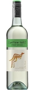 Yellow Tail Pinot Grigio (12 x 750mL), S