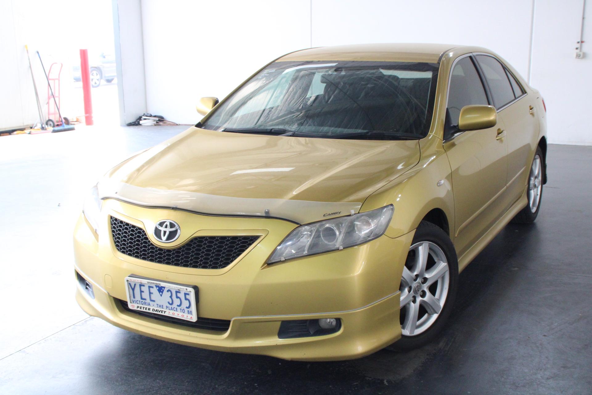 2007 Toyota Camry Sportivo ACV40R Automatic Sedan
