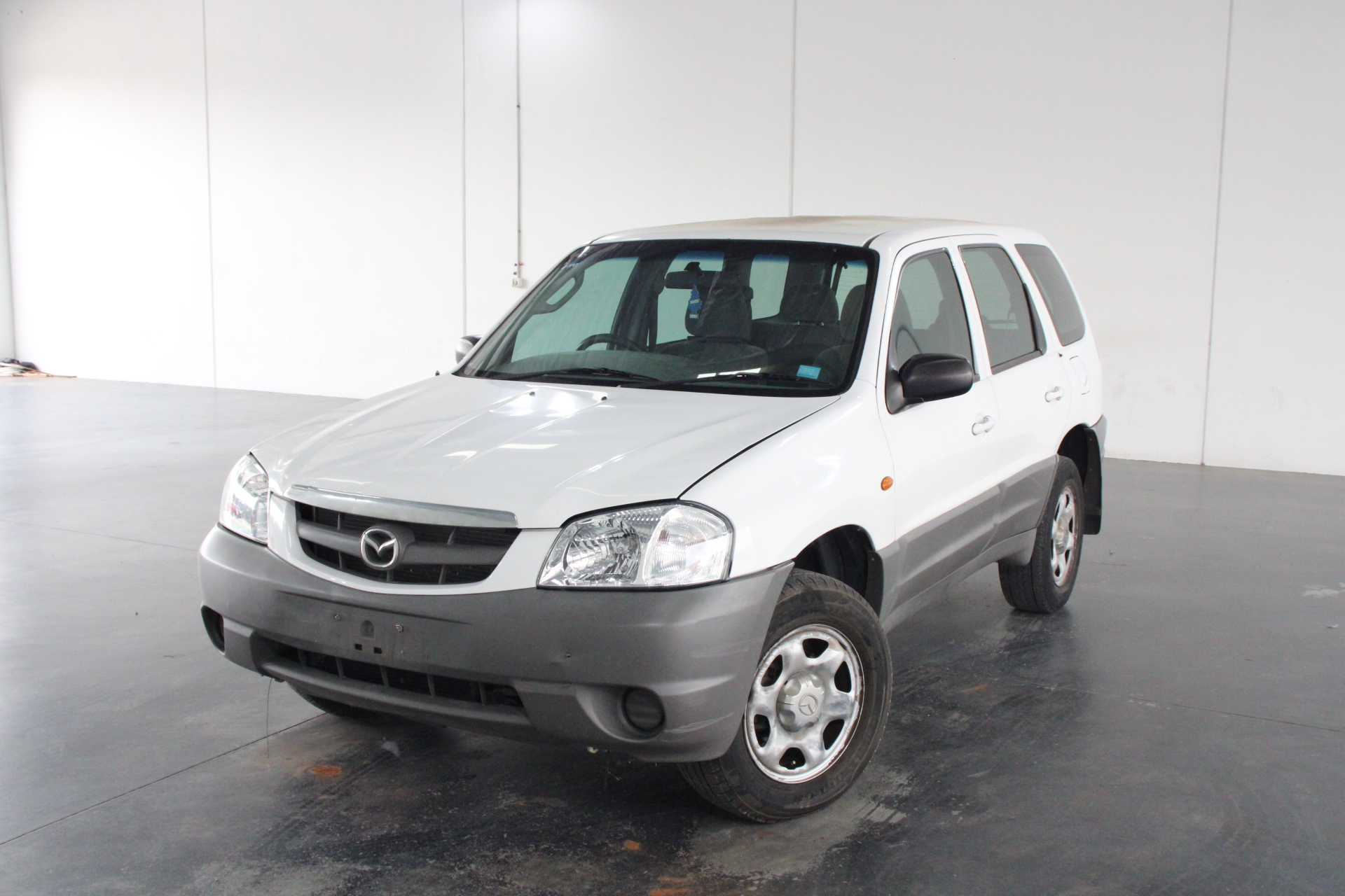 2001 Mazda Tribute Limited Automatic Wagon