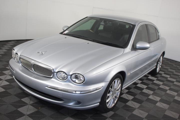 2007 (2008) Jaguar X Type 2.1 V6 LE X400 Automatic Sedan 136,529km