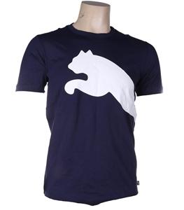 PUMA Boy`s Alpha Graphic T-Shirt, Size M