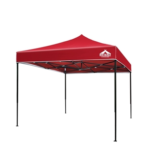 Instahut 3x3m Outdoor Gazebo - Red