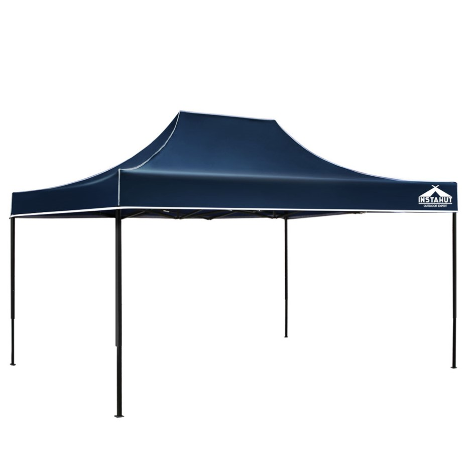 Instahut 3x4.5 Outdoor Gazebo - Navy