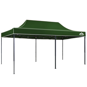 Instahut 3x6m Outdoor Gazebo - Green