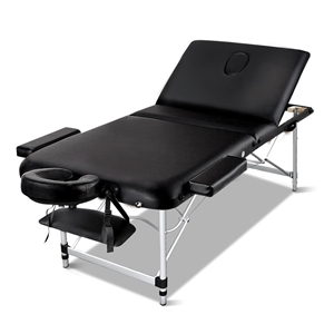 Zenses 80CM Portable Aluminium Massage T