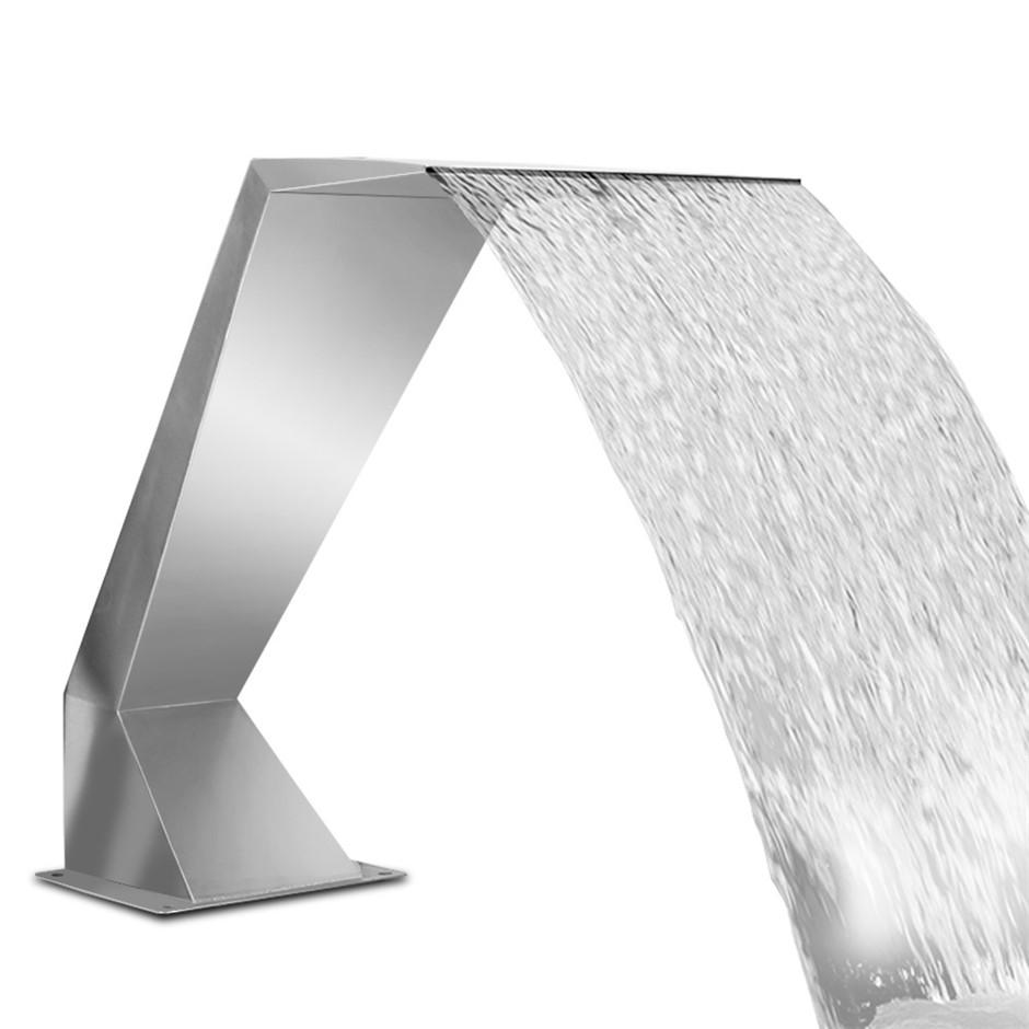 Gardeon Stainless Steel Waterfall Curtain - 64CM
