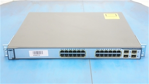 Cisco Catalyst 3750G PoE-24 24-Port Swit