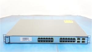 Cisco Catalyst 3750G 24-Port Switch WS-C