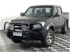 2010 Ford Ranger XL (4x2) PK Turbo Diesel Automatic Dual Cab
