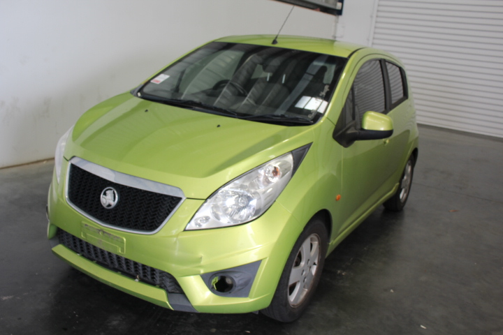 2011 Holden Barina Spark CDX MJ Manual Hatchback