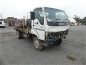 Unreserved Isuzu Service Vehicle