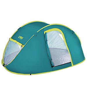 Bestway Family Camping Tent Pop Up 4 Per