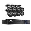 UL-tech CCTV Camera Home Security System 8CH DVR 1080P Cameras Outdoor IP