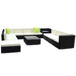 Gardeon 12 Piece Outdoor Furniture Set W