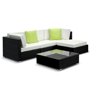Gardeon 5 Piece Outdoor Furniture Set Wi