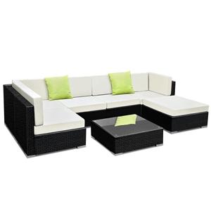 Gardeon 7 Piece Outdoor Furniture Set Wi