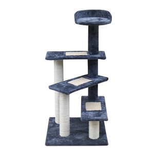 i.Pet 100cm Multi Level Cat Scratching T