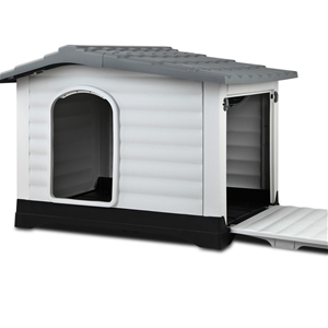 i.Pet Extra Extra Large Pet Kennel - Gre