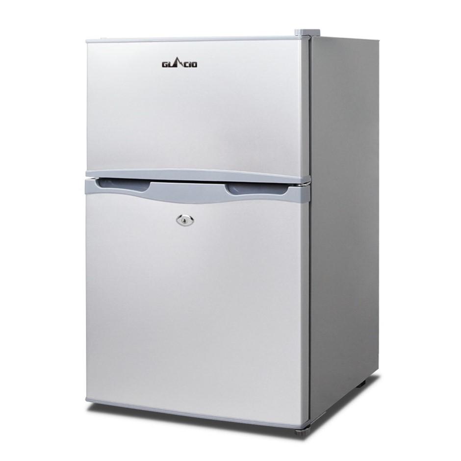 Glacio 65L Portable Bar Fridge Freezer Fridges Cooler 12V/24V/240V