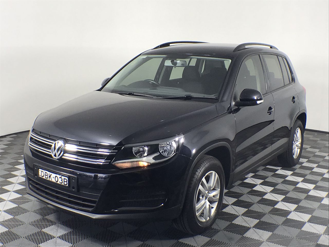 2015 Volkswagen Tiguan 118 TSI (4x2) 5N Automatic Wagon