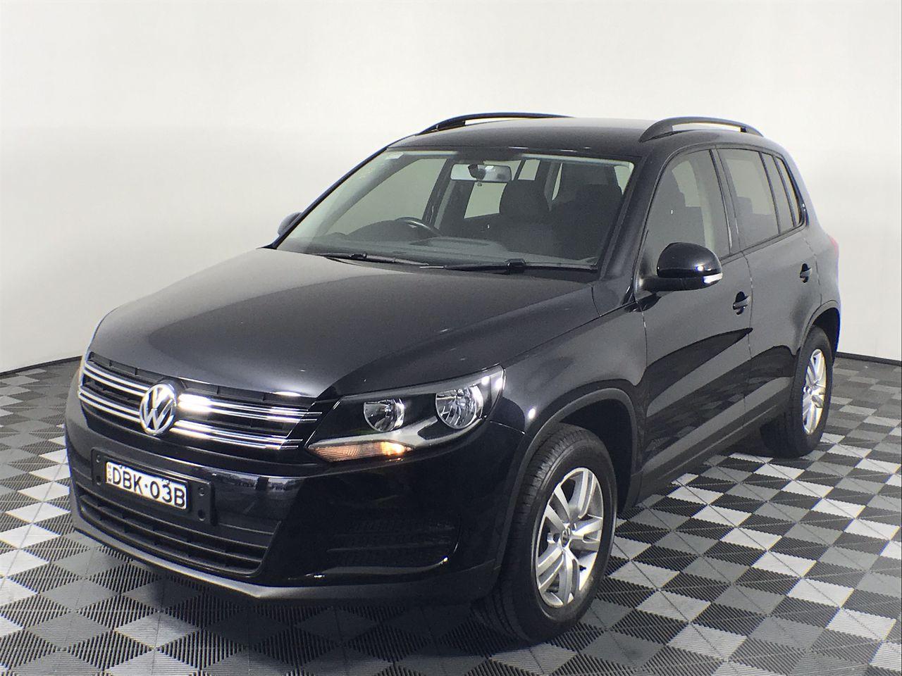 2015 Volkswagen Tiguan 118 TSI (4x2) 5N Automatic Wagon