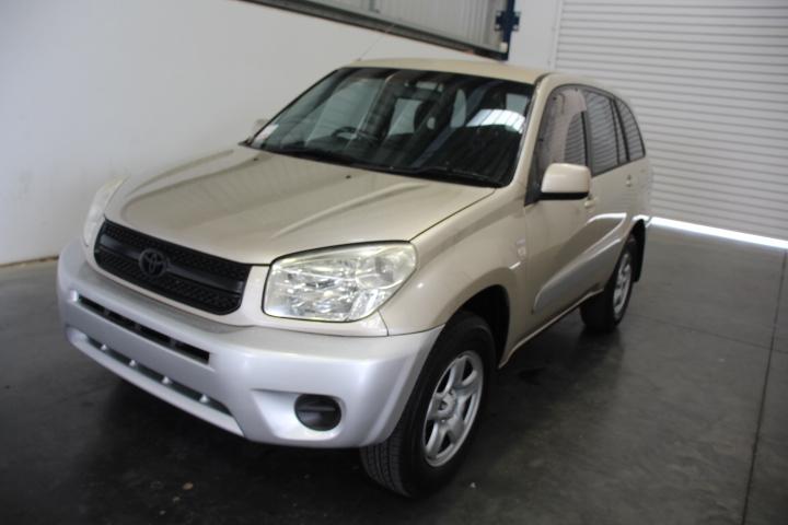 2003 Toyota Rav 4 CV (4x4) ACA23R Automatic Wagon