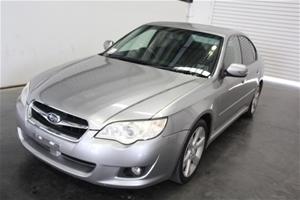 2008 Subaru Liberty 2.5i B4 Automatic Se