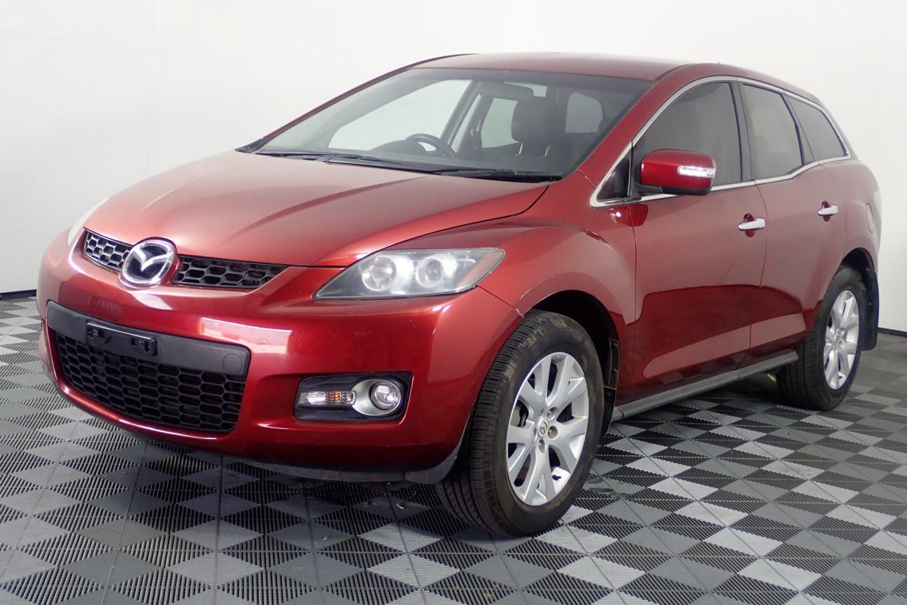 2007 Mazda CX-7 (4x4) Automatic Wagon