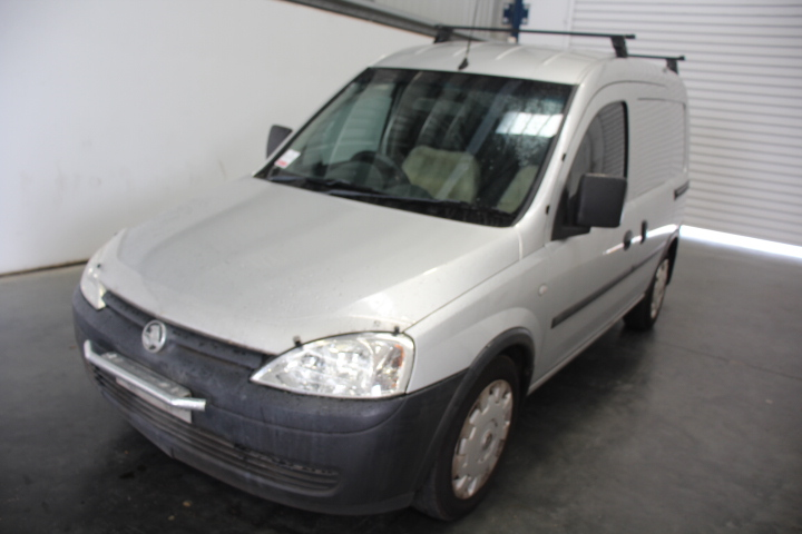 2005 Holden Combo XC Van