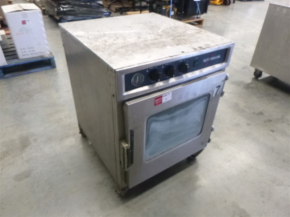 10/13/08 Alto Shaam 750 TH/II Industrial Oven