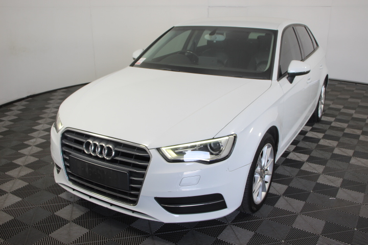 2013 Audi A3 Automatic Hatchback