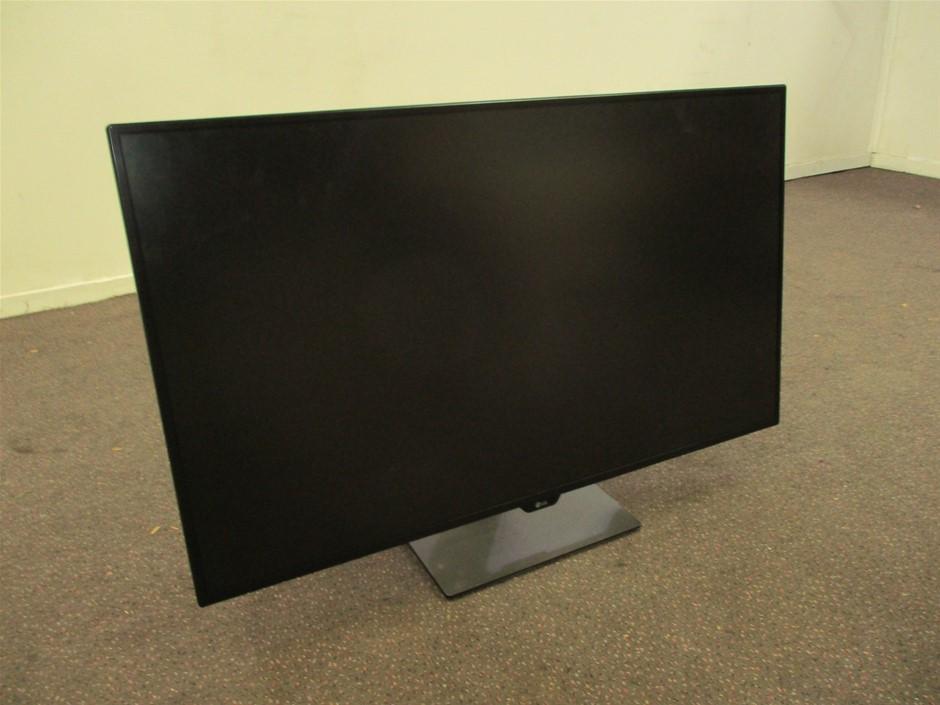 "2018 LG 43"" UHD 4K Multi-tasking Monitor"
