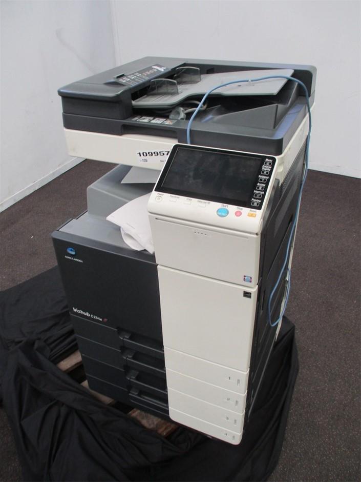 Konica Minolta BIZHUB C284E Photo Copier Printer