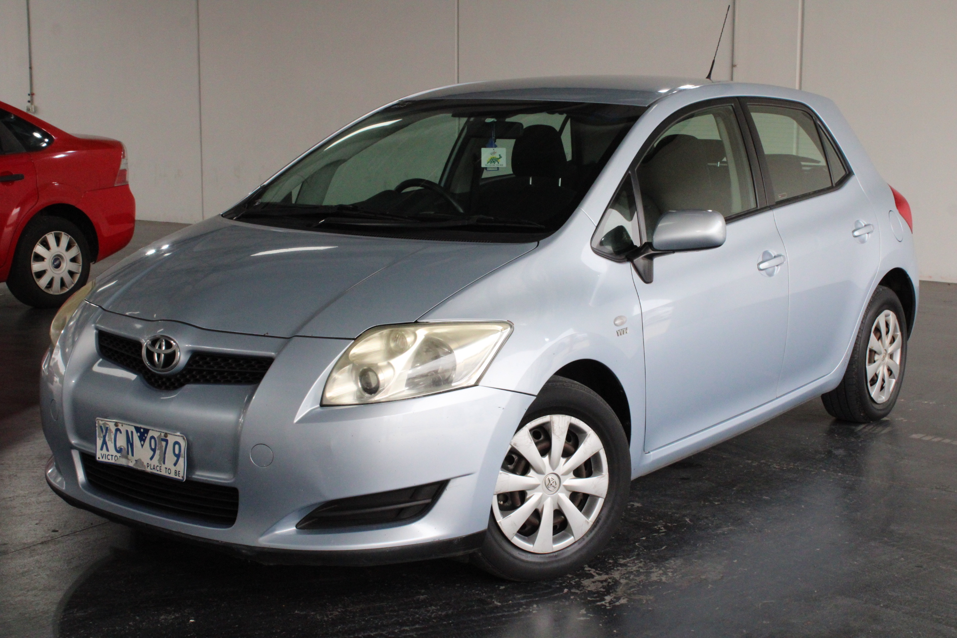2009 Toyota Corolla Ascent ZRE152R Automatic Hatchback