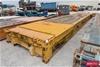 <B>40`FA4/03A 40` Container Flat Rack (Yellow)</B> <li>Model: 40`FA4/03A</