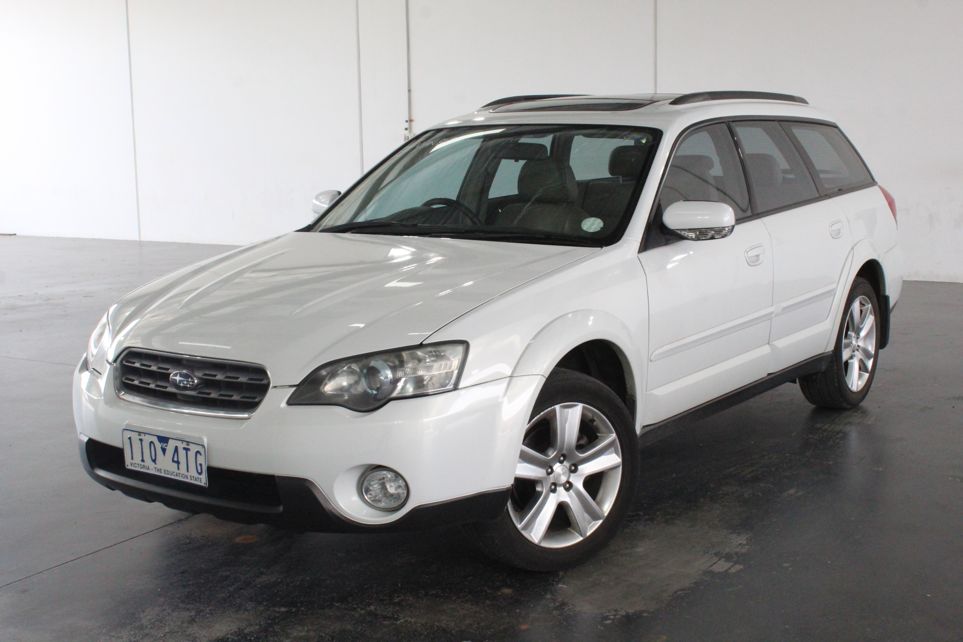 2005 Subaru Outback 3.0R Premium Touring Wagon B4A Automatic Wagon
