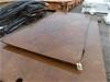 <B>Steel Road Plate x 1</B> <li>Approx. Length (mm): 1500</li> <li>Approx