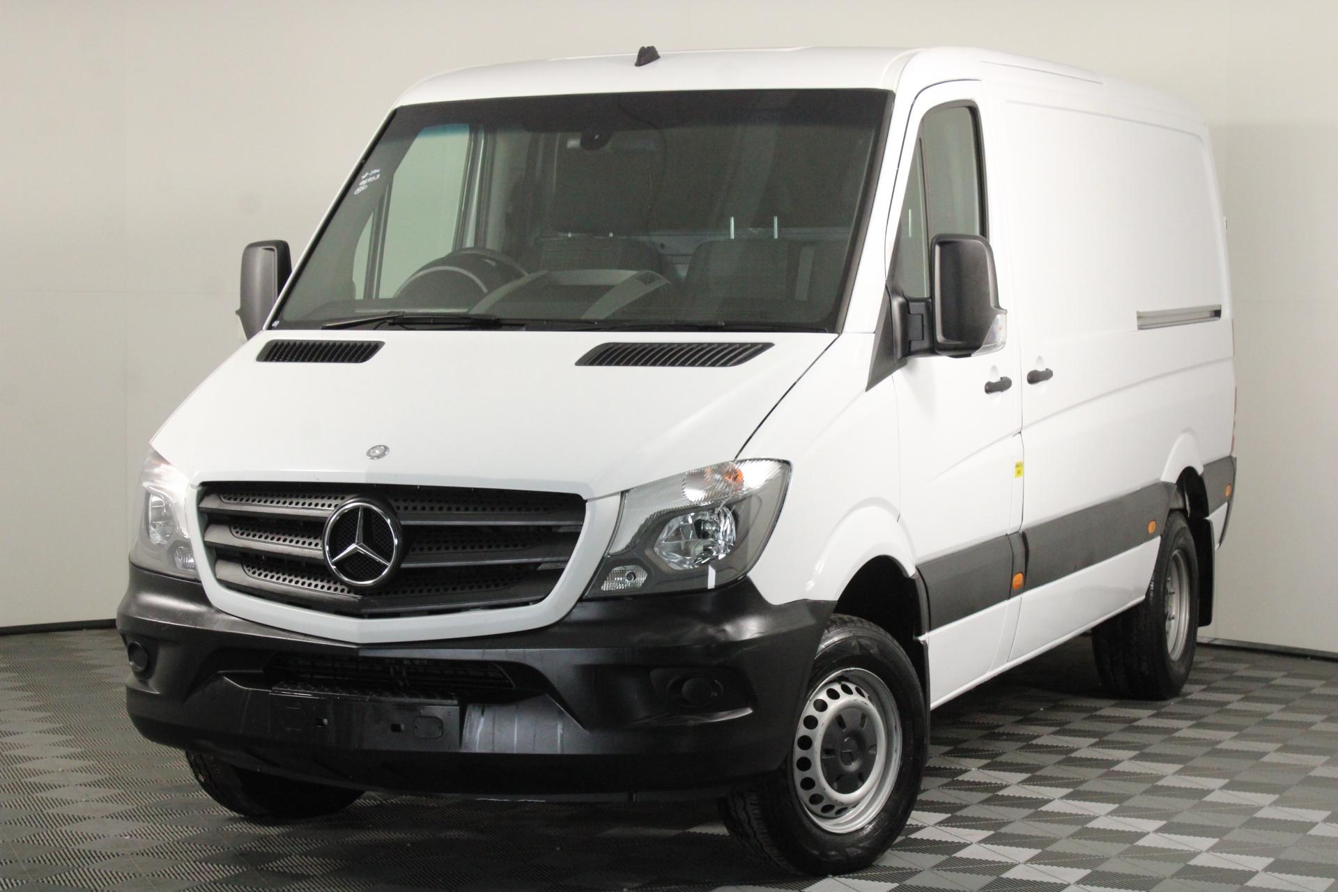 2014 Mercedes Benz Sprinter 416 CDI MWB Turbo Diesel Manual Van