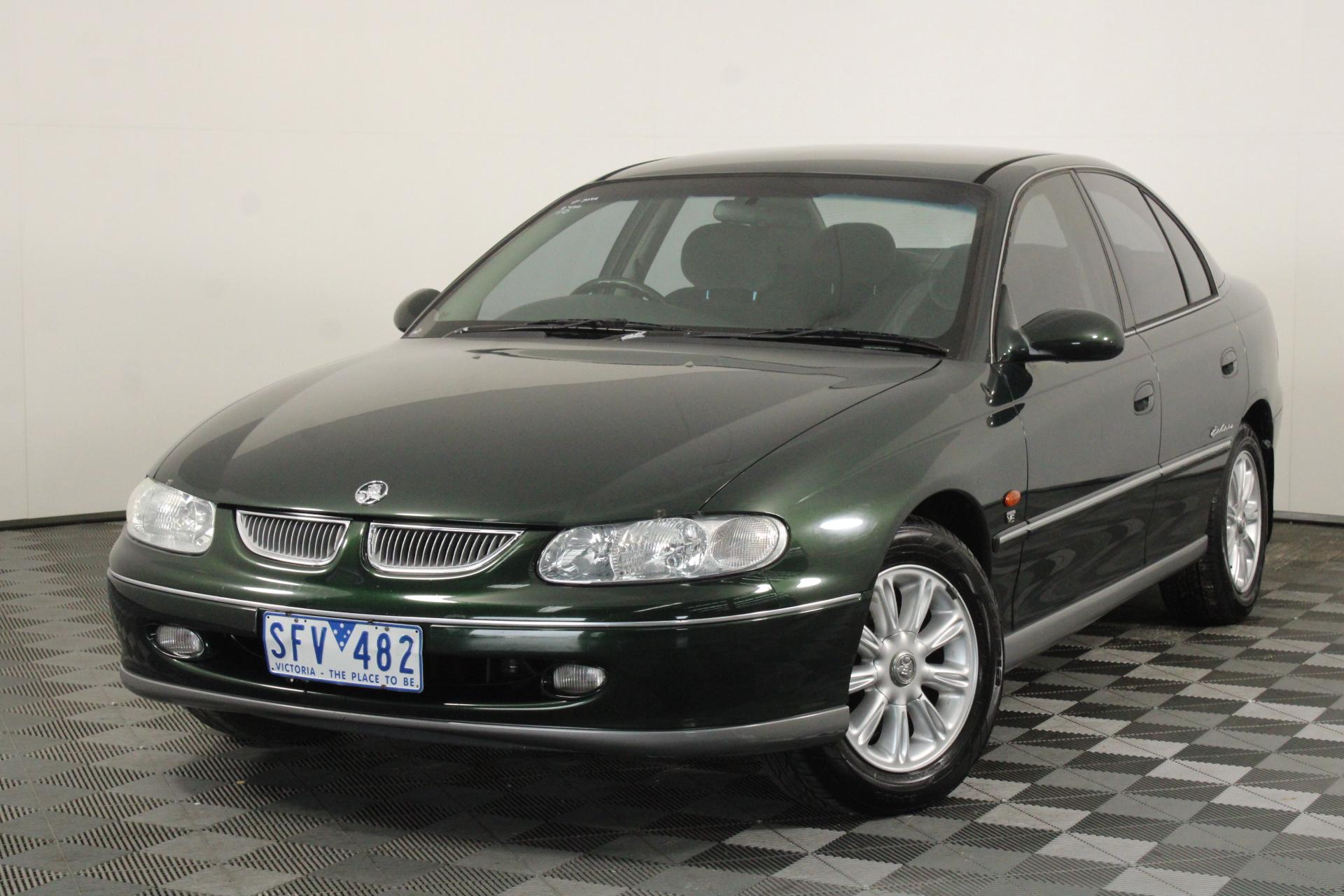1999 Holden Calais Calais VT Automatic Sedan