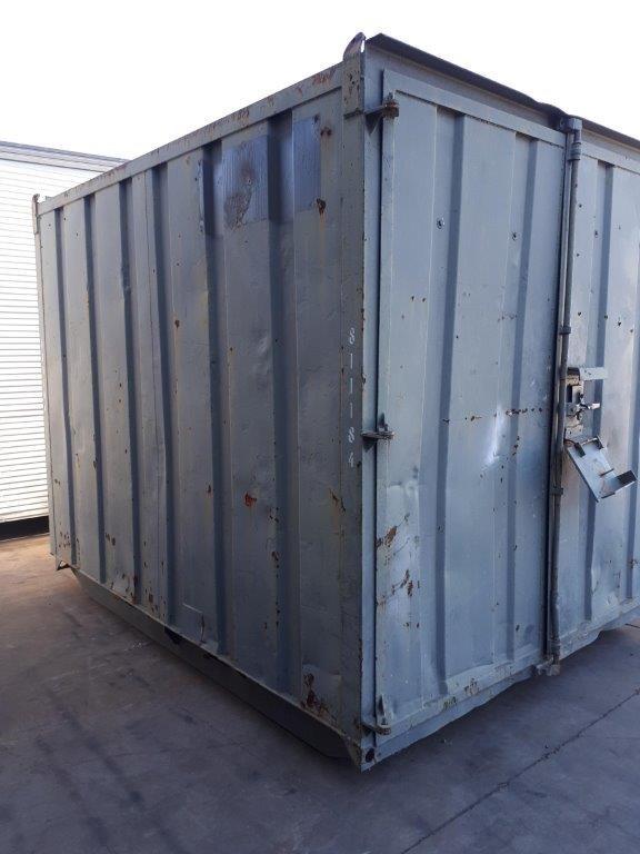 Portable Building Shell 4.8M x 2.4M - APB